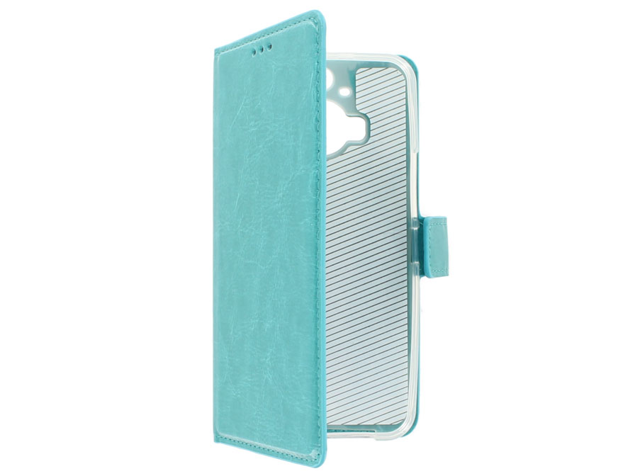 Wallet Book Case Hoesje voor HTC One M9 Plus