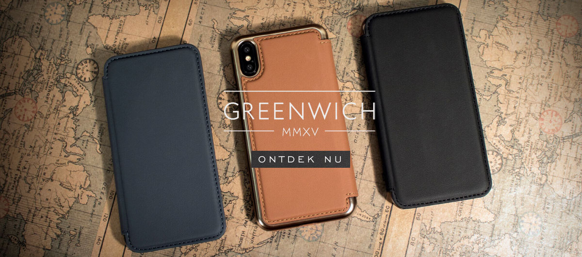 Ontdek Greenwich iPhone cases