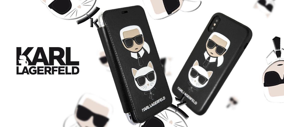 Karl Lagerfeld iPhone hoesjes