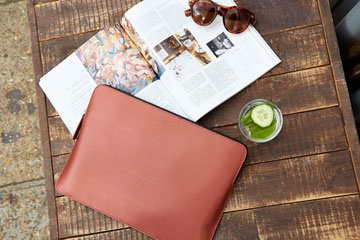 Nieuwe Knomo MacBook Sleeves