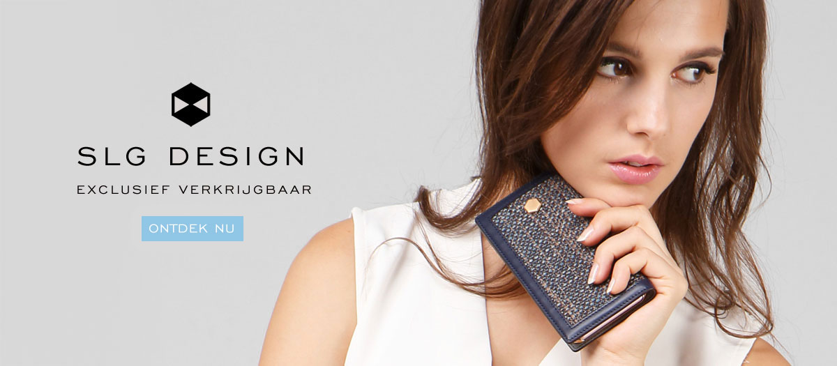 SLG Design hoesjes nu verkrijgbaar