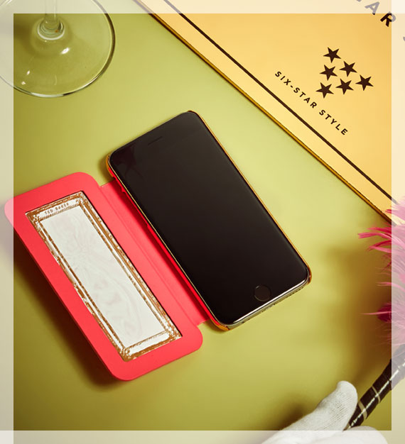 Ted Baker Shannon iPhone 6/6s hoesje
