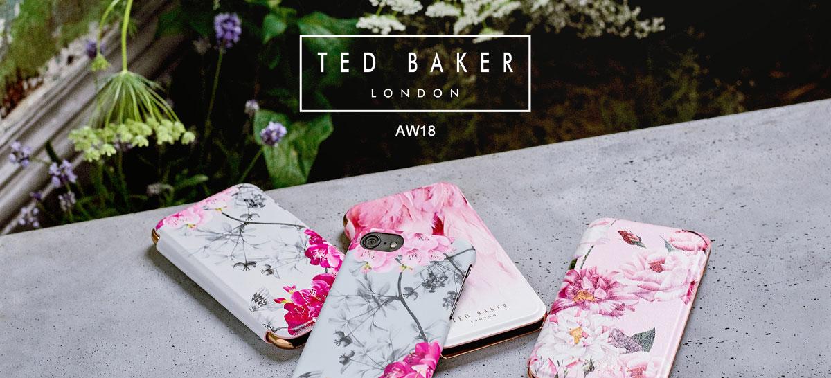 Ontdek de nieuwste Ted Baker hoesjes