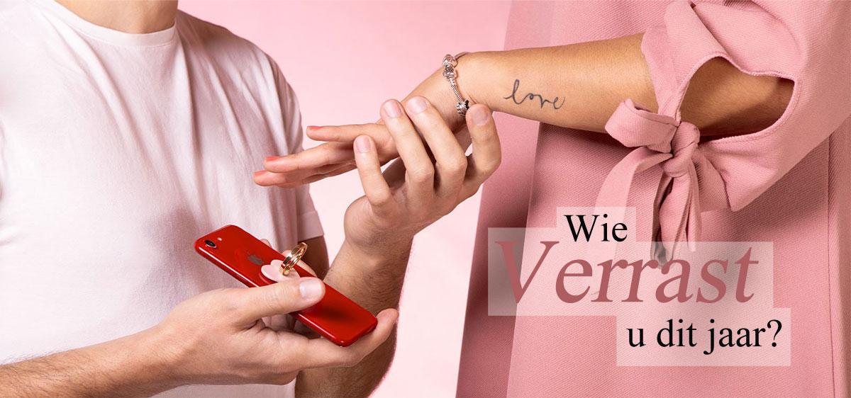 14 februari is het weer Valentijnsdag!