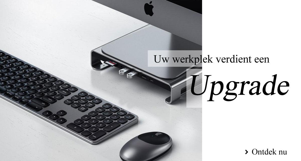 Geef uw bureau een design upgrade