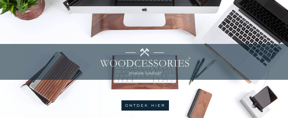 Ontdek Woodcessories accessoires