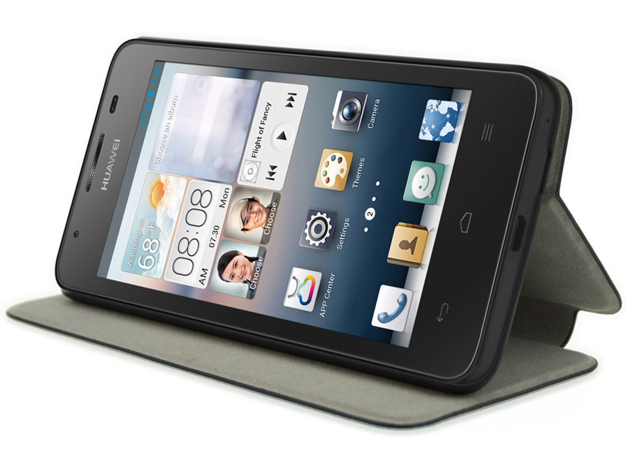4-OK Stand Case Hoesje voor Huawei Ascend G510