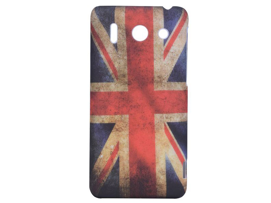 Great Brittain Vintage Flag Case voor Huawei Ascend G510
