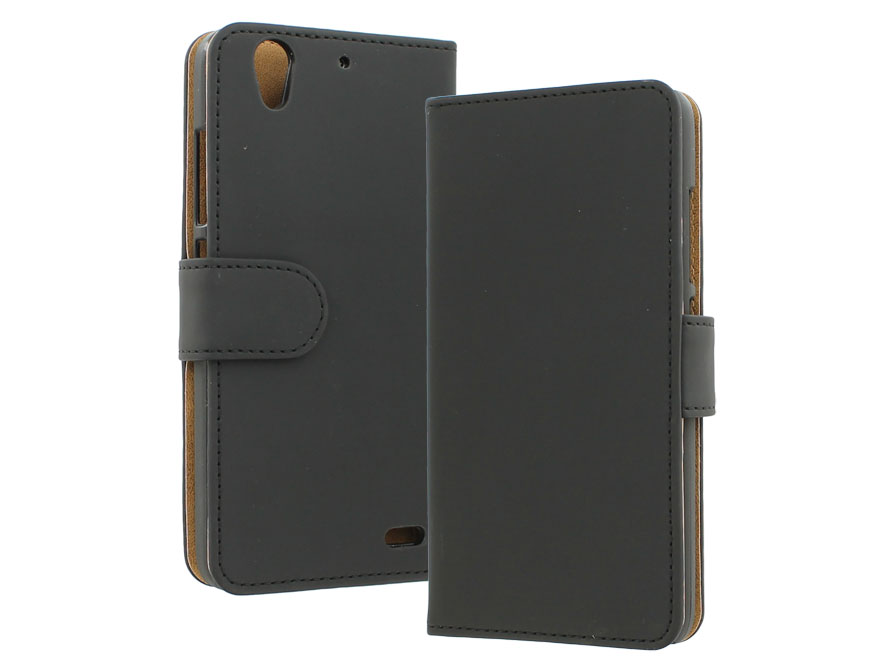 Classic Book Case Hoesje voor Huawei Ascend G630