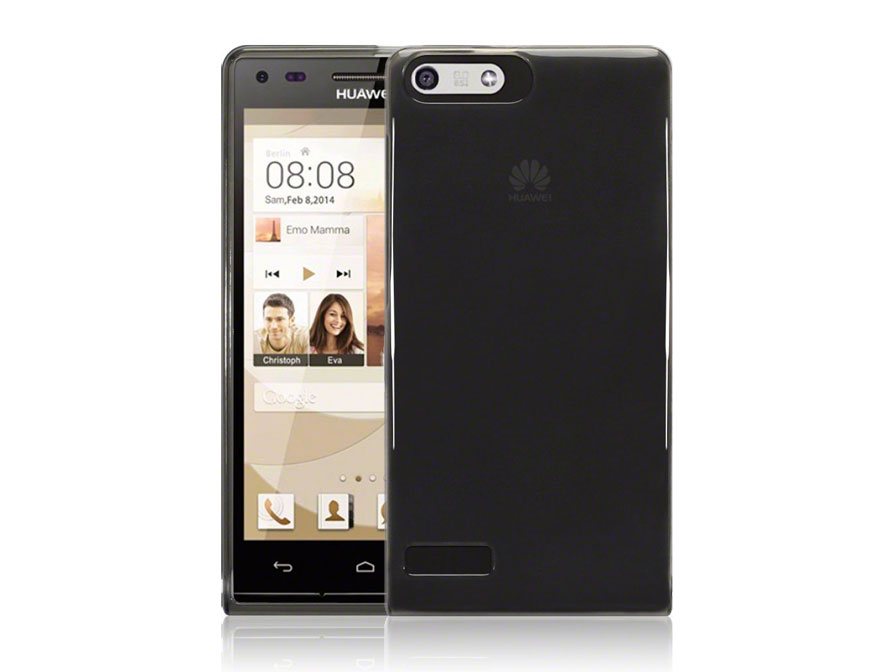 CaseBoutique TPU Soft Case - Hoesje voor Huawei Ascend P7 Mini