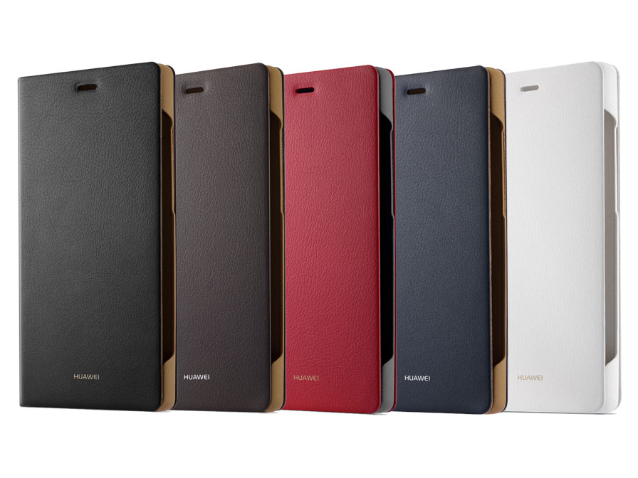 Originele Huawei Ascend P8 Flip Cover Hoesje