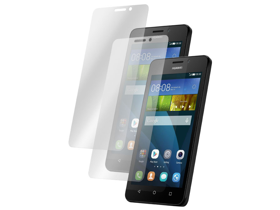 Huawei Ascend Y635 Clear Screenprotector (2-pack)
