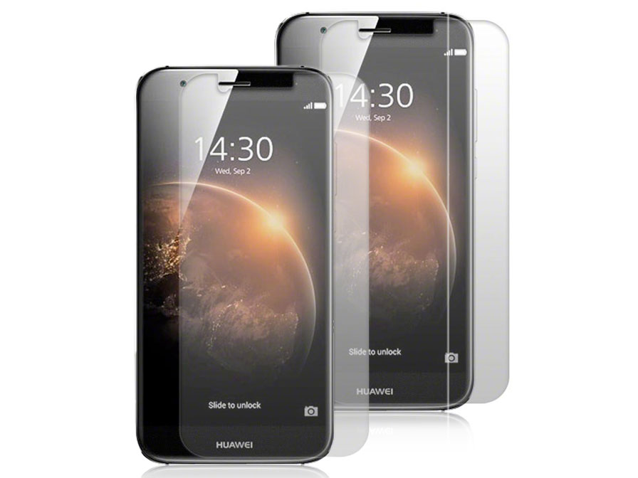 Huawei G8 Screenprotector Displayfolie (2-pack)