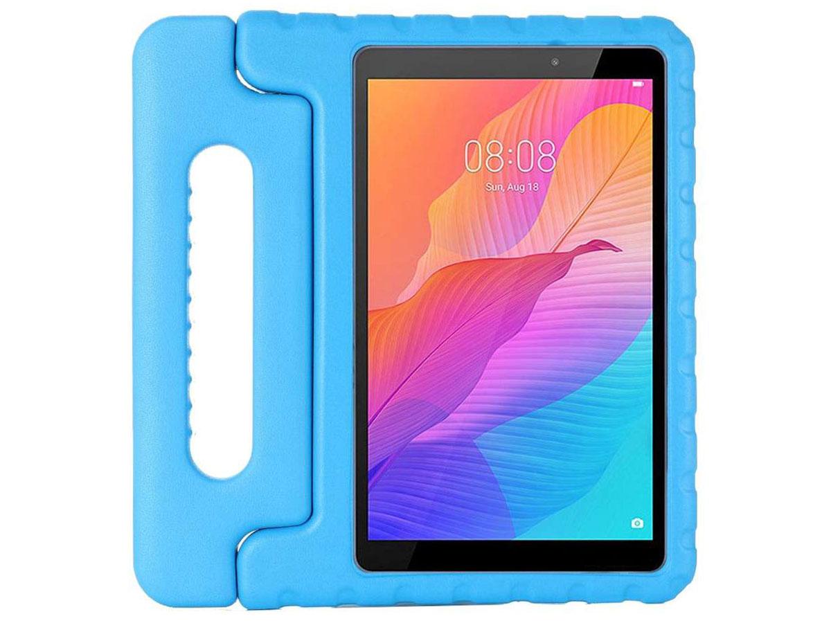 Kinderhoes Kids Proof Case Blauw - Huawei MatePad T8 hoesje