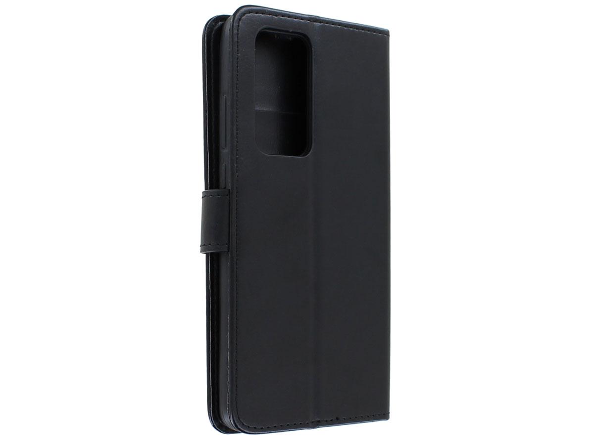 Bookcase Mapje Zwart - Huawei P40 hoesje