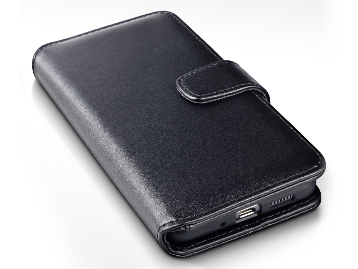 CaseBoutique Leather Case - Leren Huawei P10 Lite hoesje