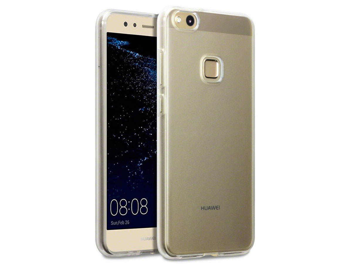 Transparant Huawei P10 Lite hoesje - TPU Crystal Case