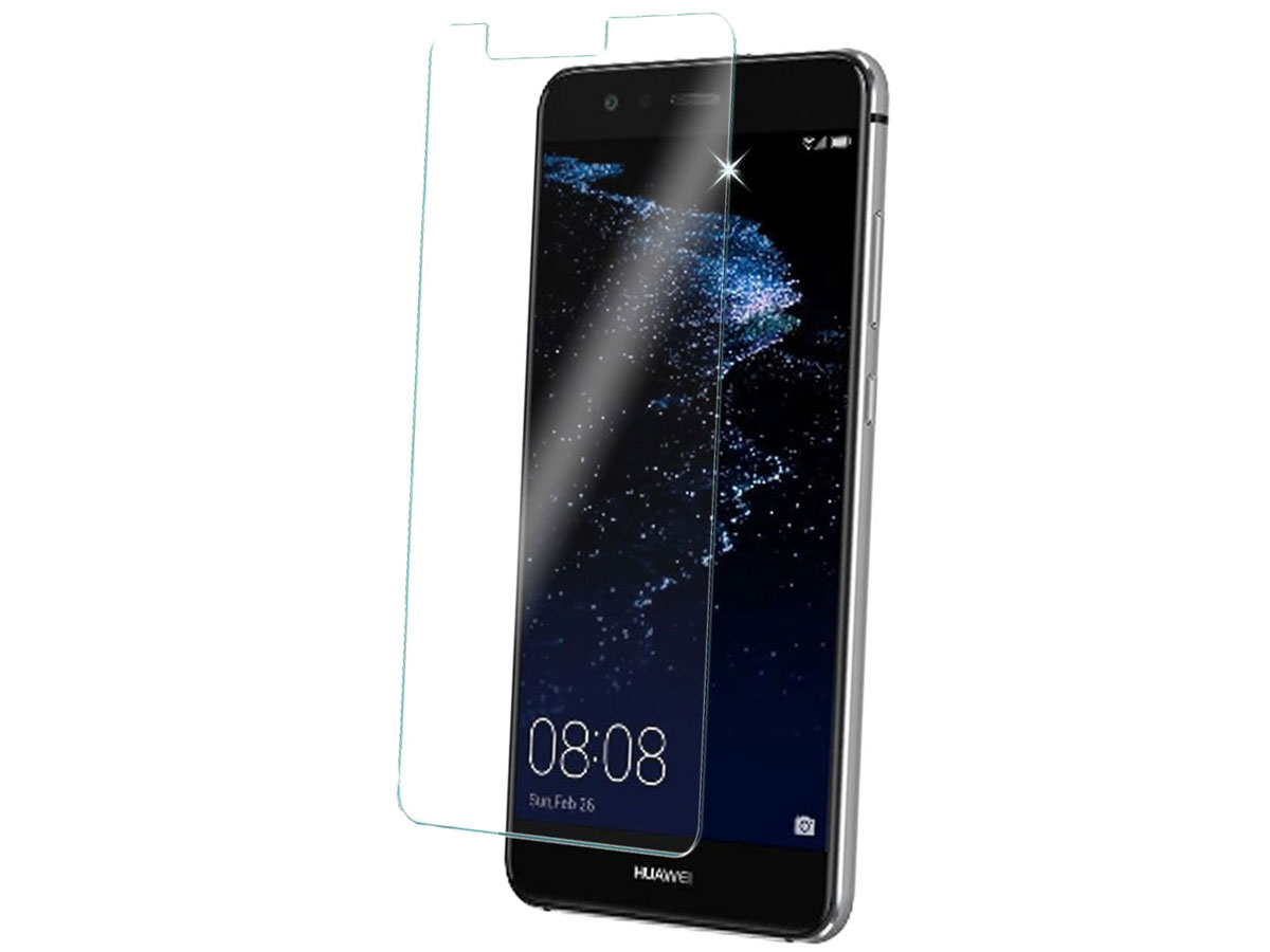 Huawei P10 Lite Screenprotector Glas Tempered Glass