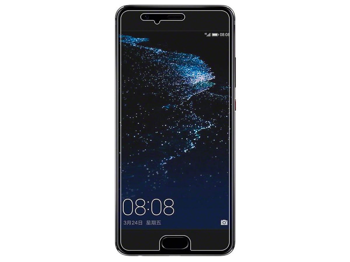 Huawei P10 Plus Screenprotector Glas Tempered Glass