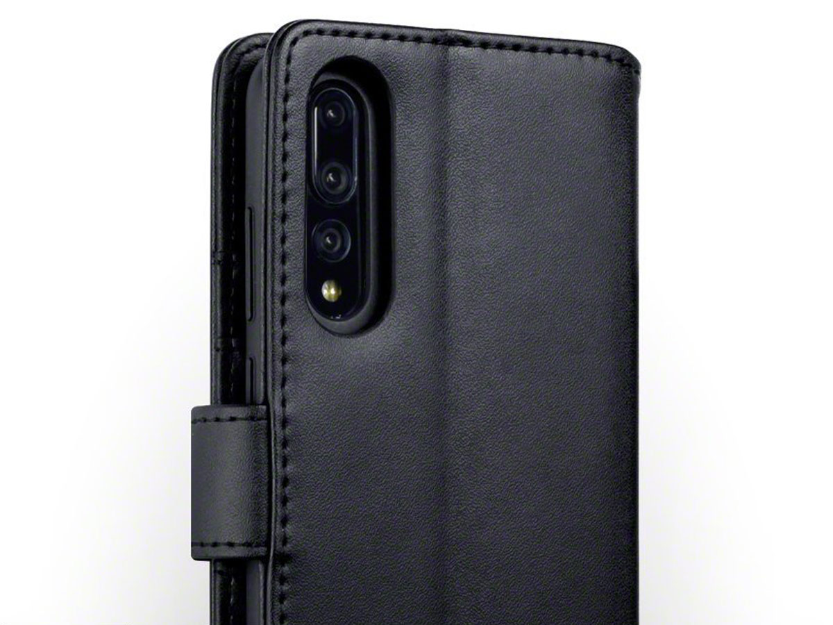 CaseBoutique Leather Case - Huawei P20 Pro Hoesje Leer