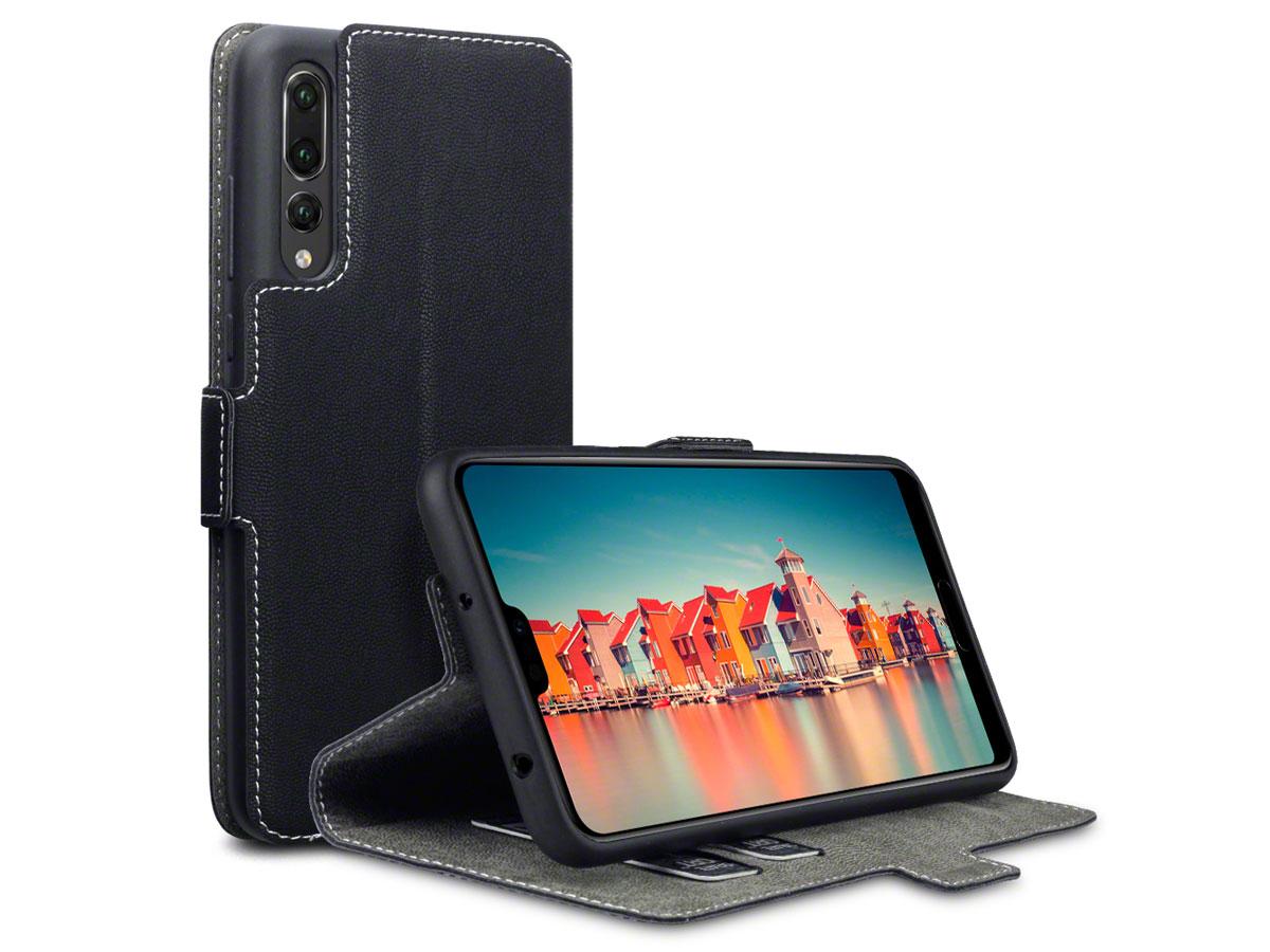 CaseBoutique UltraSlim Wallet - Huawei P20 Pro hoesje Zwart