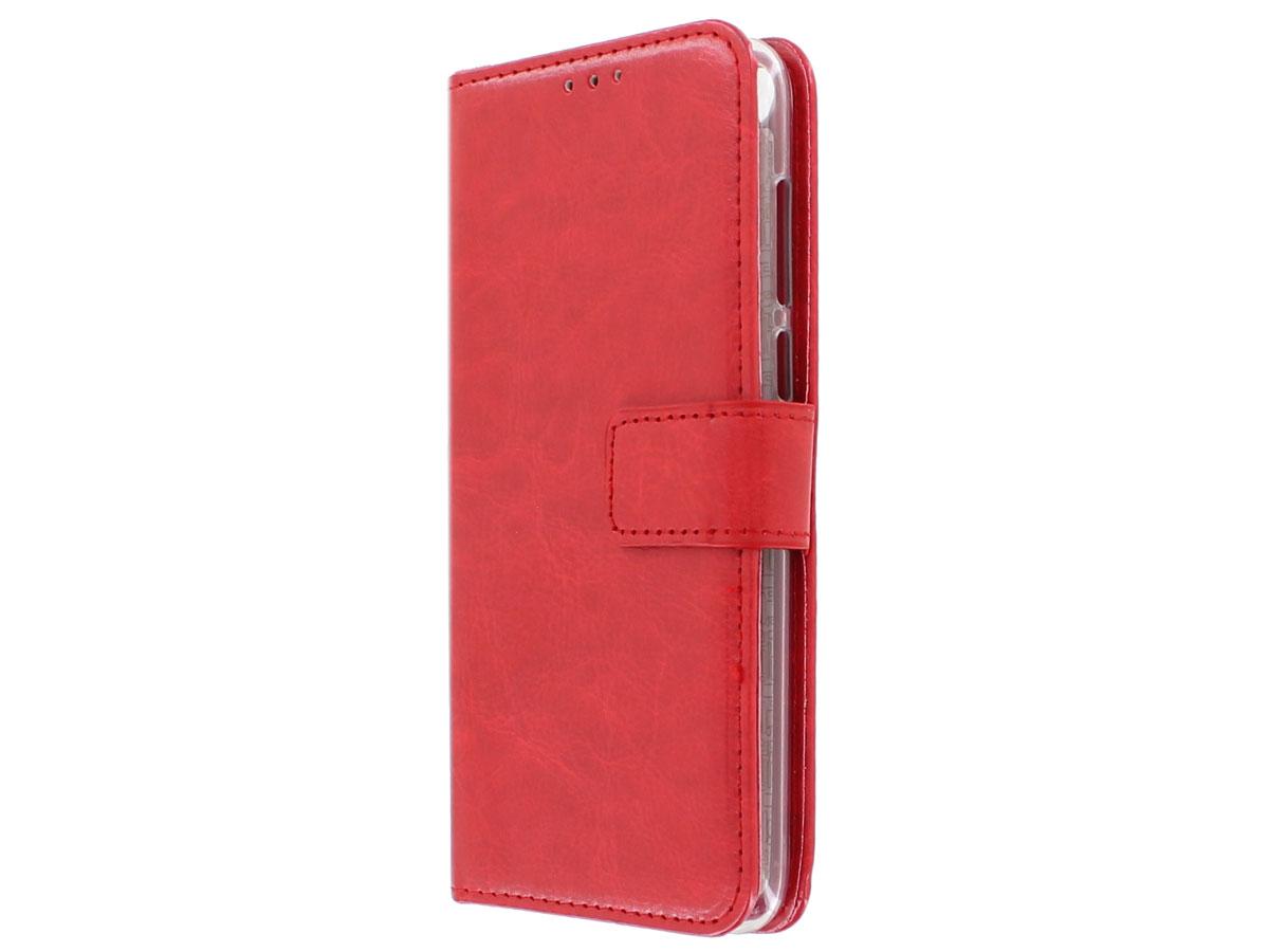 9e37de827c9 Bookcase Wallet Rood - Huawei P Smart hoesje ...
