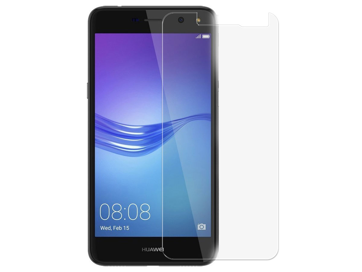 Huawei Y6 2017 Screenprotector Glas Tempered Glass