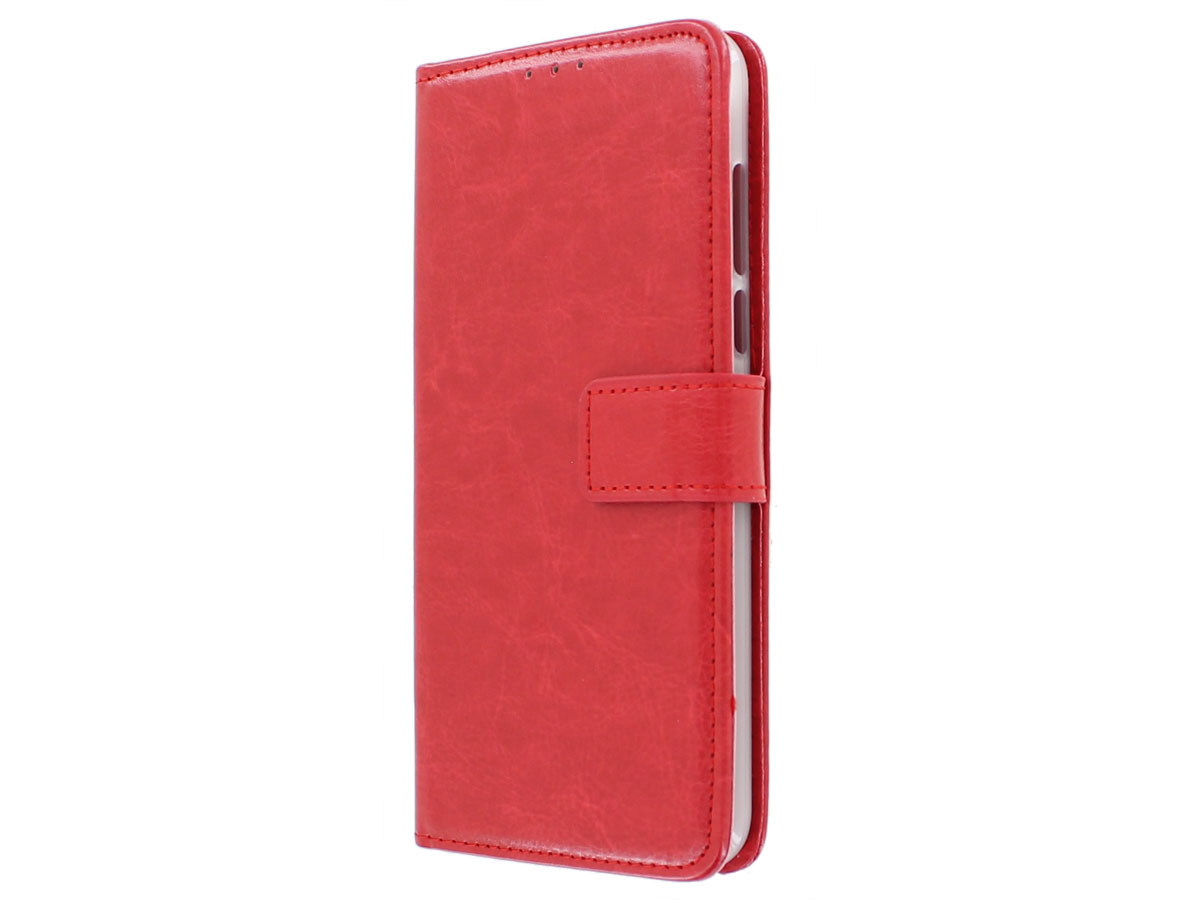 9fe685127dc Rood Huawei Y7 2018 Hoesje Bookcase Wallet kopen?