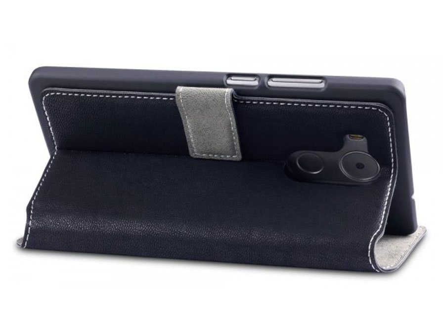 Covert Ultraslim Book Case - Huawei Mate 8 hoesje
