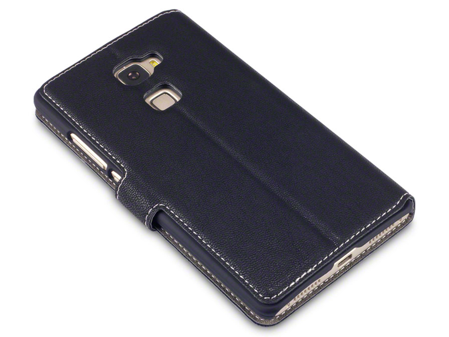 Huawei Mate S hoesje - Covert Ultraslim Walletcase