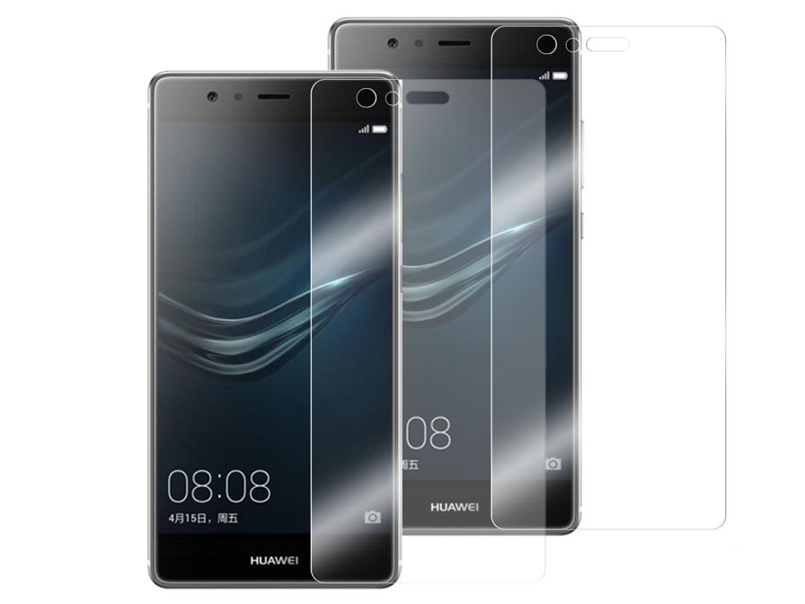 Huawei P9 Lite Screenprotector Folie 2-pack