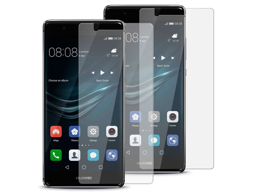 Huawei P9 Plus Screenprotector Folie 2-pack
