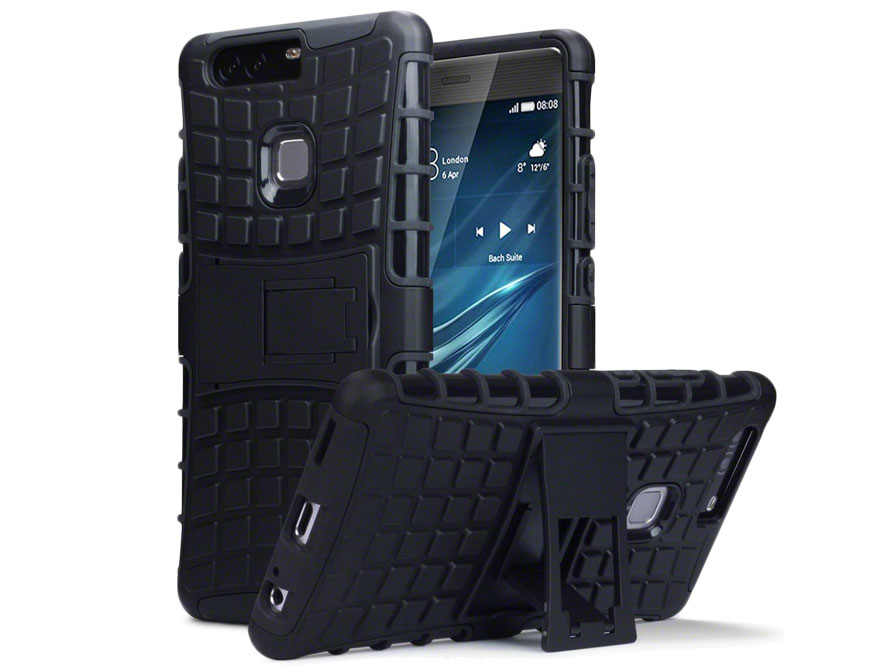 Rugged Case - Huawei P9 Plus hoesje