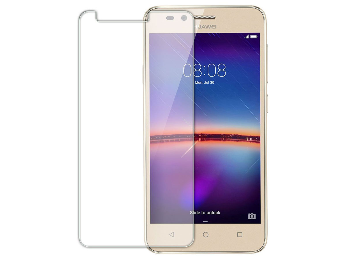 Huawei Y3 II (Pro) Screenprotector Glas Tempered Glass
