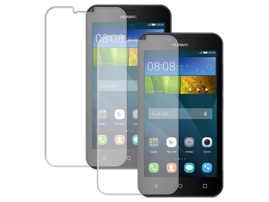 Huawei Y5 Screenprotector 2-pack