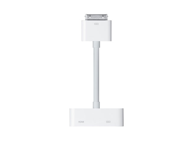 Apple Digital AV Adapter - HDMI Dockconnector adapter MC953ZM/A