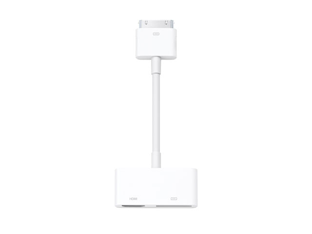 Apple Digital AV Adapter - Dockconnector naar HDMI