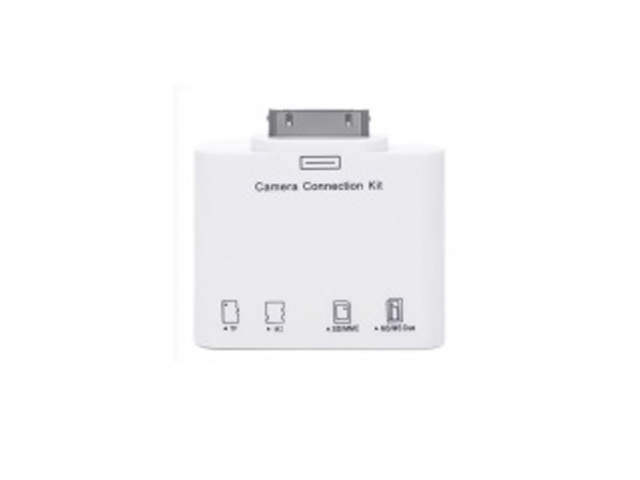 All-In-One Memory Card Connection Kit voor iPad 1, 2 & 3