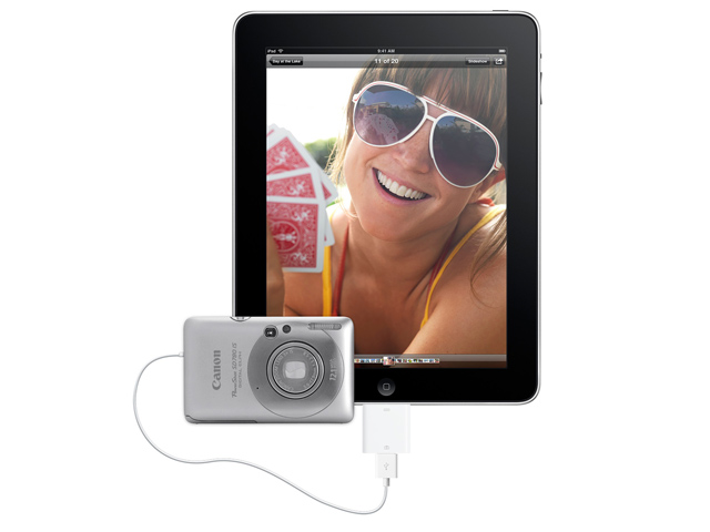 Apple iPad Camera Connection Kit