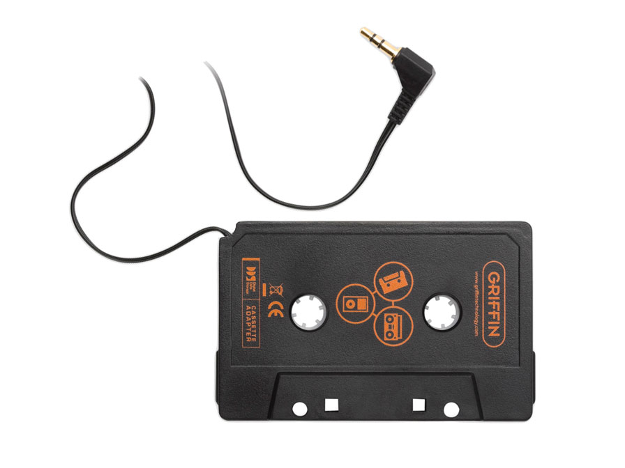 Griffin 3,5mm Cassette Adapter