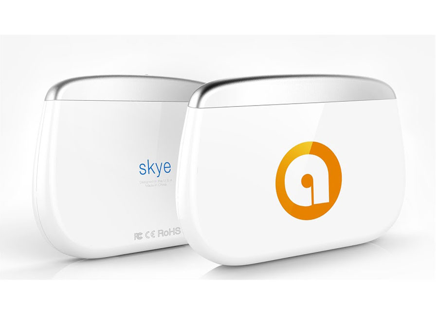 Auris Skye WIFI Adapter voor Apple 30-pin Docks en 3,5mm Jack