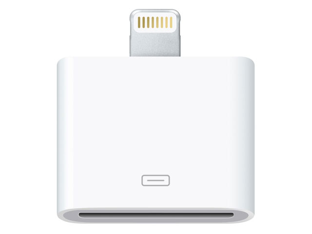 Apple Lightning naar 30-pin Dockconnector Adapter
