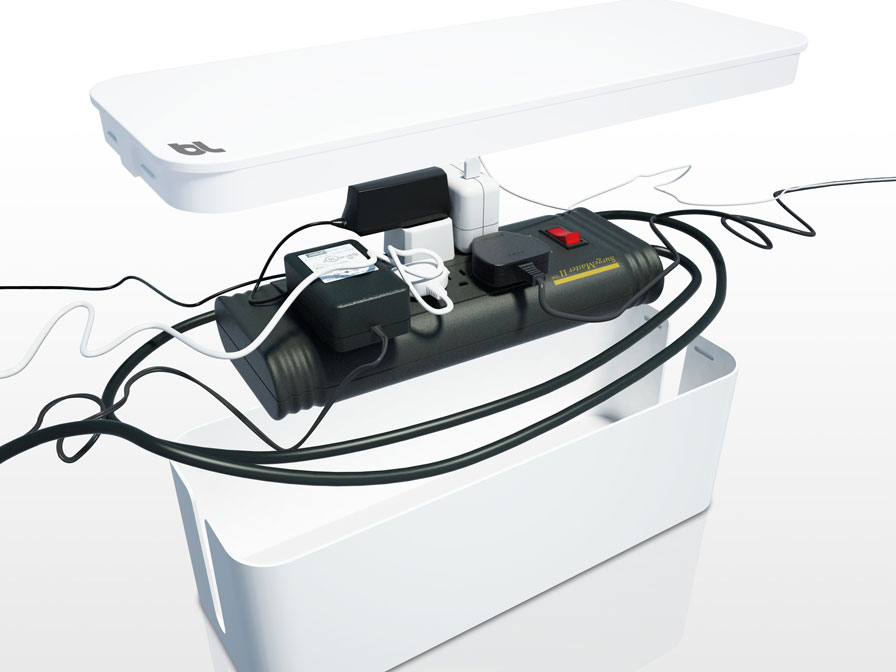 BlueLounge CableBox Cable Organiser - Kabels Wegwerken