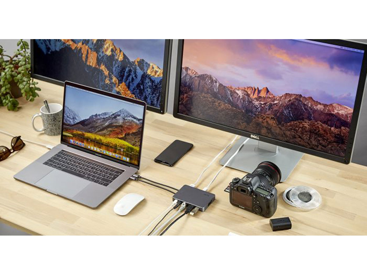 LMP USB-C Display Dock - De Ultieme Video Adapter
