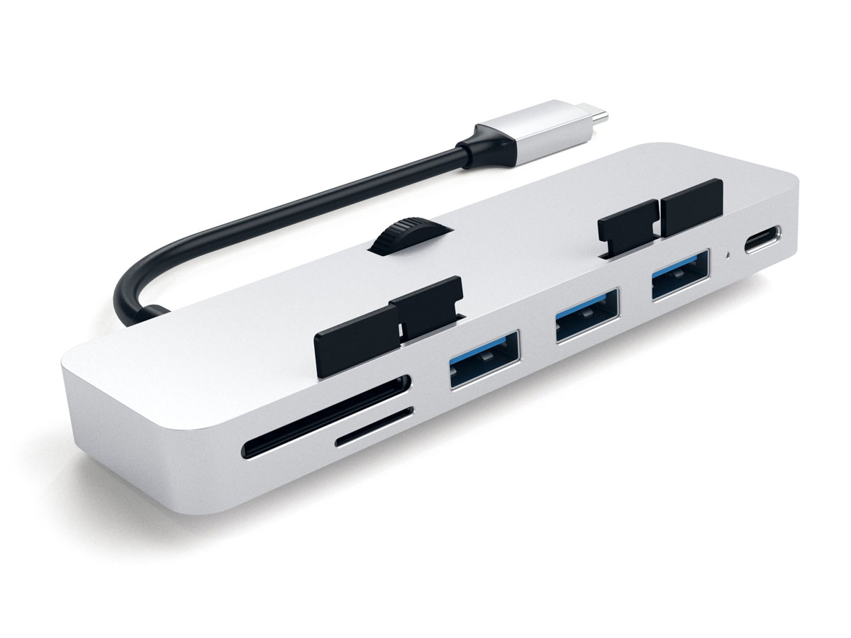 Satechi Clamp Hub Pro - iMac USB-C Multi-Port Adapter
