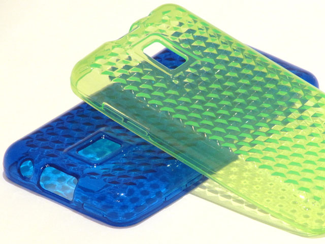 Diamond TPU Case Hoes LG Optimus 2X Speed P990