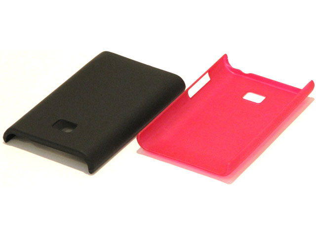 Color Series Hard Case Hoesje voor LG Optimus L3 (E400)