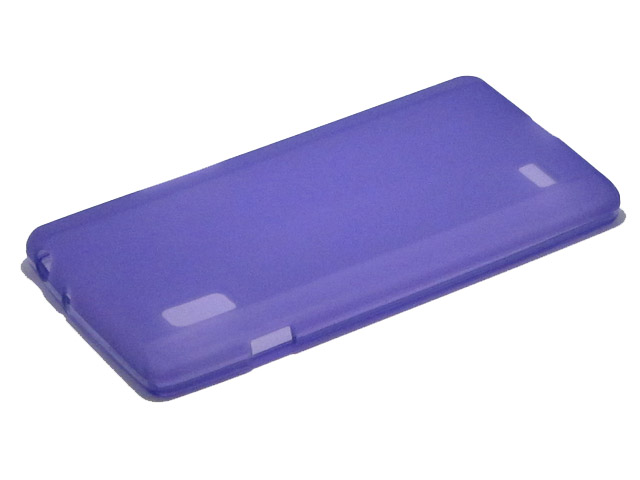 Color Series TPU Soft Case Hoesje voor LG Optimus L9