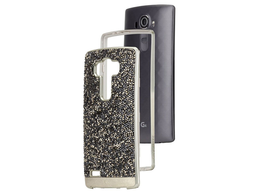 Case-Mate Brilliance Case - LG G4 Hoesje