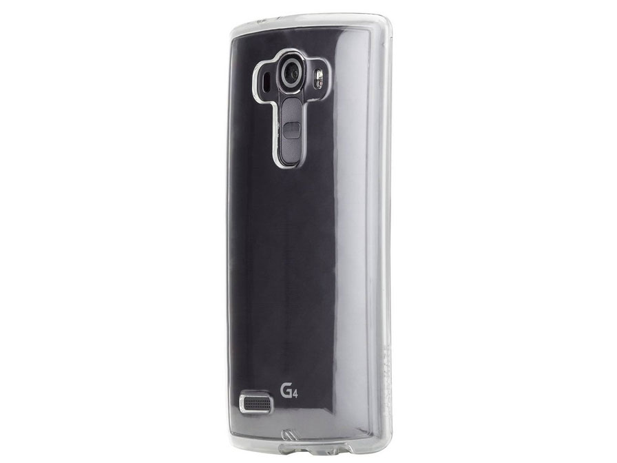 Case-Mate Naked Tough Case - Rugged LG G4 hoesje